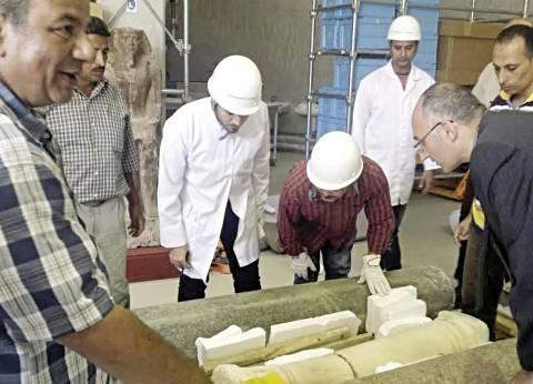 نكشف بالمستندات: 50 مليون دولار لدعم المتحف المصرى الكبير «ضائعة»