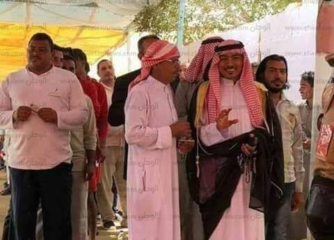 محافظ البحر الأحمر: المحافظة لم تتلق أي شكوى من الناخبين