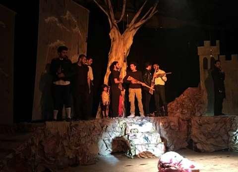 """عرض مسرحية """"سامبو وجولييت"""" بقصر وادي النطرون.. الليلة"""