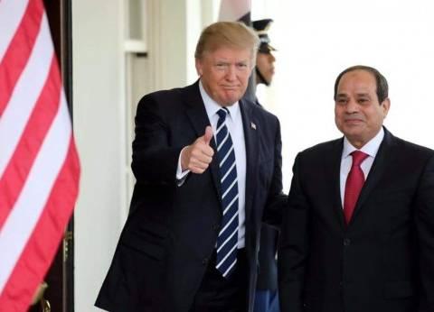 «السيسى» يعود إلى مصر بعد زيارة رسمية ناجحة للولايات المتحدة استمرت 6 أيام