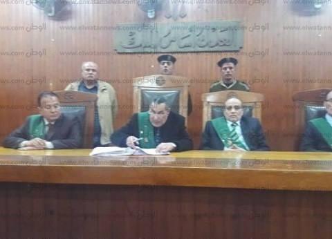 """""""جنايات طنطا"""" تؤجل جلسة محاكمة قضية الاتجار في البشر لجلسة 4 إبريل"""