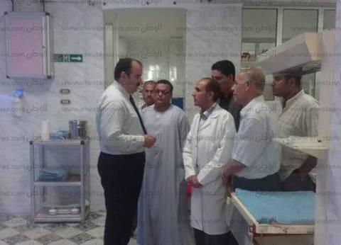"""""""صحة الشرقية"""": استقبال أول طفل مبتسر في مستشفى الصنافين"""
