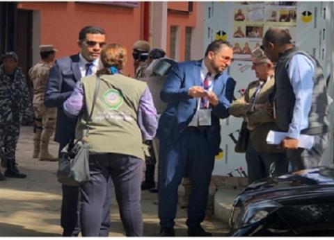 جامعة الدول العربية تبدأ متابعة الاستفتاء على تعديلات الدستور المصري