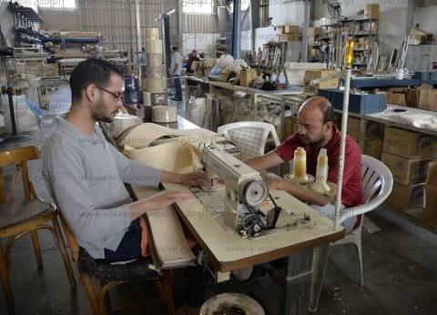 توقيع بروتوكولات بين المدارس الفنية الصناعية و12 مصنعا في الفيوم