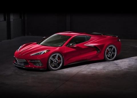 جنرال موتورز تتحدى تقلص سوق السيارات الرياضية بـ كورفيت جديدة