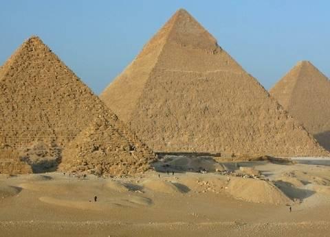 """الأهرامات تتصدر قائمة العجائب السبع لـ""""مصر القديمة"""""""