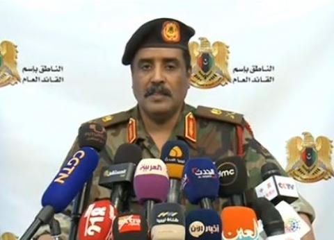 المسماري يحمل تركيا مسؤولية تفجير بنغازي الإرهابي