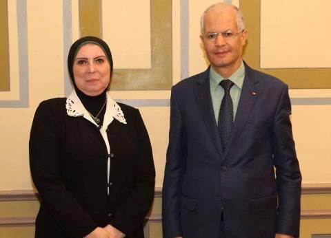 تعاون مصري تونسي لتشجيع الاستثمار والصادرات وتبادل التجارب الناجحة
