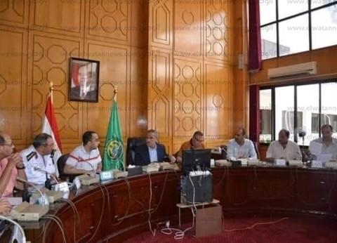 محافظ الإسماعيلية يشيد بجهود الأجهزة الأمنية في تأمين كان 2019