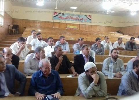 انتهاء فعاليات الدورة الأولى لمعلمي القرآن الكريم في دمياط