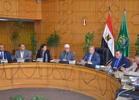 محافظ الإسماعيلية الإنتهاء من محطة الشرب بمدينة المستقبل أول سبتمبر