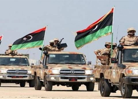 """بعد اشتباكات عنيفة.. الجيش الليبي يعيد تمركزه في """"سبها"""" جنوب البلاد"""