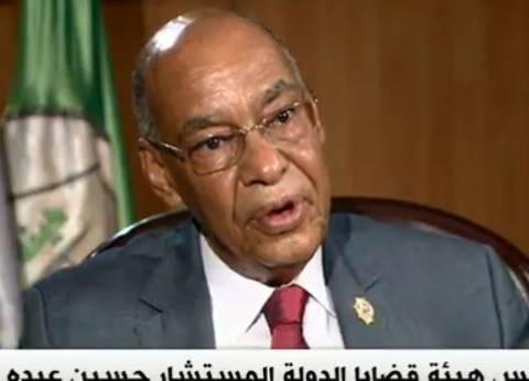 رئيس «قضايا الدولة»: لا نفرق بين الرجل والمرأة.. والكفاءة هي المعيار