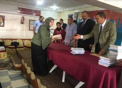 """بالصور  رئيس """"مطوبس"""" يكرم المشاركين في دورة الثقافة الإسلامية"""