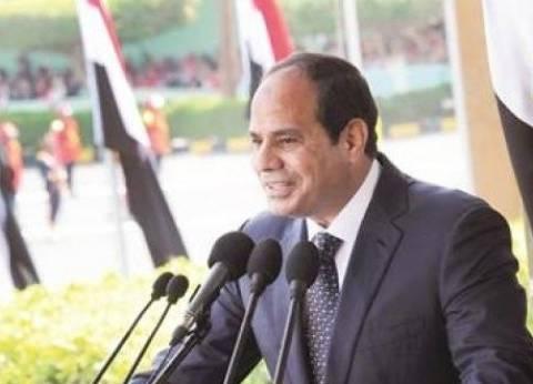 """""""المصريون في بريطانيا"""":  سعداء بأداء السيسي في البناء والتنمية ومحاربة الفساد"""