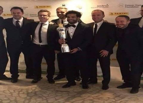 """قبل صلاح..هؤلاء فازوابجائزة أفضل لاعب في """"البريميرليج"""" بقميص ليفربول"""