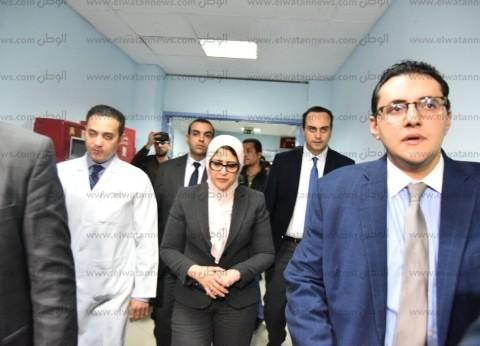 تخصيص خط ساخن للاستفسار عن أماكن المصابين في «حريق محطة مصر»