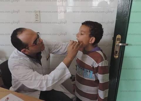 """""""صحة أسيوط"""" تنظم قافلة طبية للكشف على أطفال مؤسسة الاحداث بالفتح"""