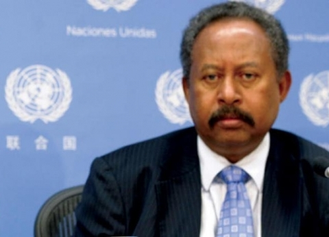 في أول حديث بعد القسم.. رئيس وزراء السودان الجديد يتعهد بتحقيق السلام