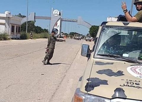 """مجموعة مسلحة تقطع المياه عن """"طرابلس"""" والمنطقة الوسطى والغربية في ليبيا"""