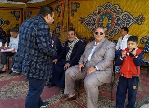 بدء انتخابات مركز شباب كوم حمادة في البحيرة