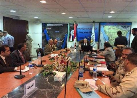 إدارة الأزمات بجنوب سيناء: لجنة الاقتراع بطابا لم تشهد أي إقبال من الناخبين
