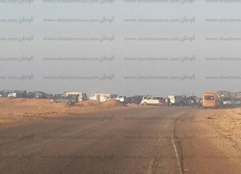 عاجل| مصادر أمنية: بيان لـ«الداخلية» بعد قليل عن «اشتباكات الواحات»