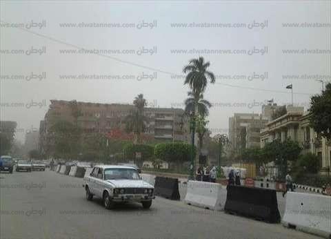موجة عواصف ورياح شديدة تضرب محافظة أسيوط