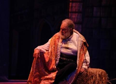 رئيس «البيت الفنى للمسرح»: أجر مسلسل واحد يساوى مرتبى فى 3 سنوات كاملة