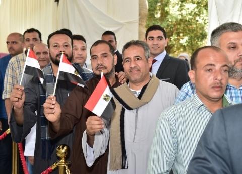 بدء تصويت المصريين في آخر أيام الاستفتاء بالكويت