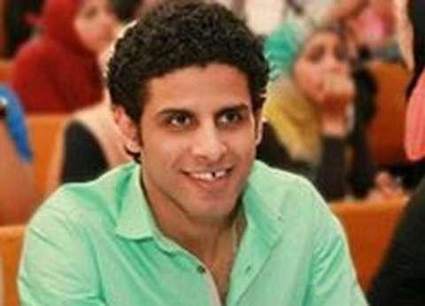 """حمدي الميرغني عبر """"تويتر"""": الحمد لله حلمي اتحقق بعمل فني مع """"الزعيم"""""""