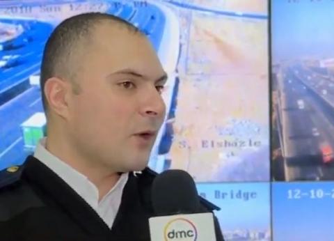 «المرور» تعلن غلق طريق «مصر - إسكندرية» الصحراوي جزئيا غدا