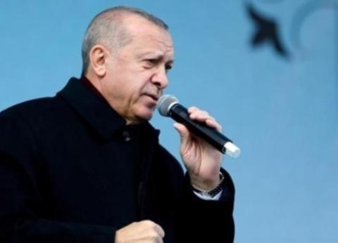 """""""أردوغان"""" يهنئ يهود العالم بعيد الفصح: """"السلام عليكم"""""""