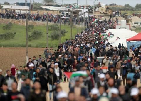 """ارتفاع عدد الشهداء لـ10 أشخاص في مسيرات """"العودة الكبرى"""" بغزة"""