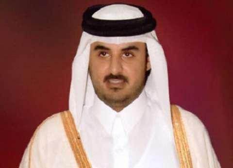 تميم بن حمد يستقبل وزير الخارجية العماني في الدوحة