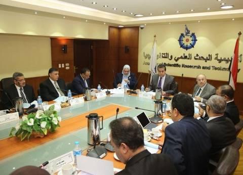 وزير التعليم العالي يرأس اجتماع مجلس إدارة مدينة الأبحاث العلمية