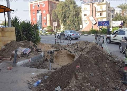 غضب بين نواب الدقهلية لبناء سور لمبنى المحافظة.. والشعراوي: دواعي أمن