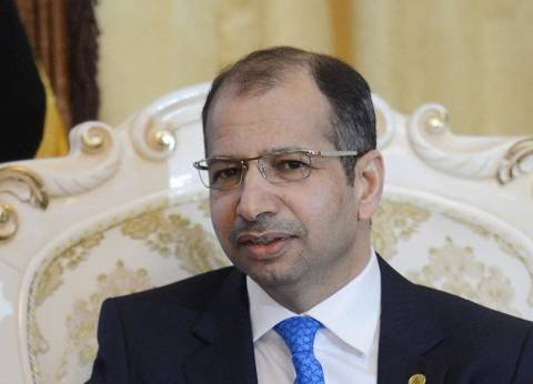 رئيس البرلمان العراقي يدعو الناخبين للمشاركة بكثافة في الاقتراع