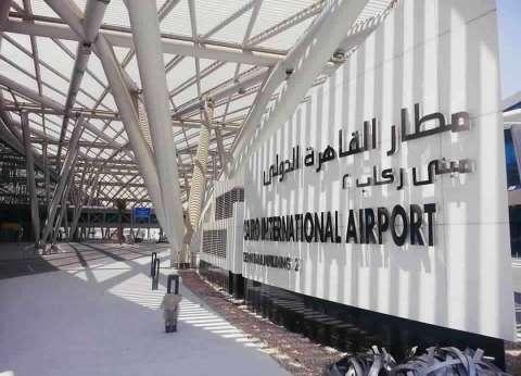 جثمان فادي البطش يصل مطار القاهرة في طريقه إلى غزة