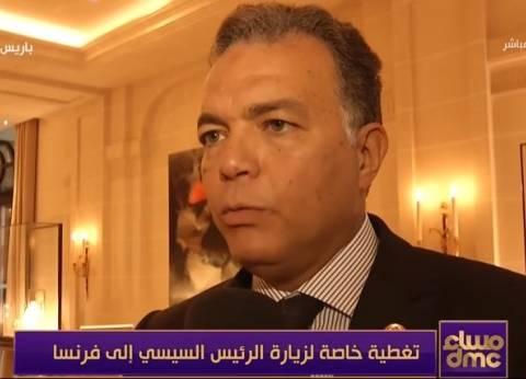 """""""عرفات"""": حديث الرئيس عن زيادة أسعار تذاكر المترو خاص بالمحطات الجديدة"""