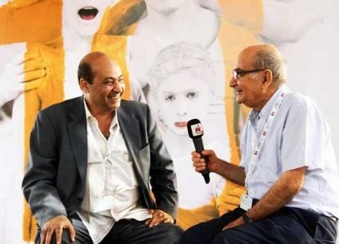 """طارق الشناوي: سنرد الجميل لـ يوسف شريف رزق الله في """"القاهرة السينمائي"""""""