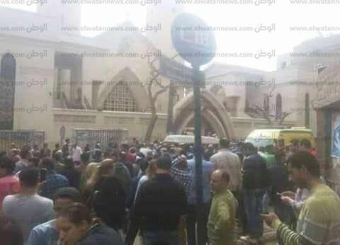 عاجل| النائب العام يطلب إرسال ملف تحقيقات حادث كنيسة طنطا