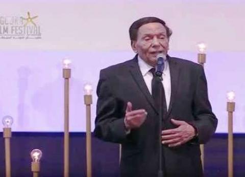 """أحمد موسى يطالب بتكريم عادل إمام في مصر: """"الدول العربية كرمته"""""""