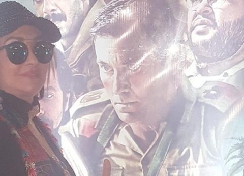 """شهيرة: انبهرت بـ""""الممر"""".. وأحمد عز توجهه زي محمود ياسين"""