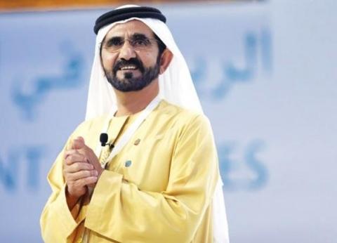 """حاكم دبي: """"نعمل لتكون الإمارات وطن السعادة الأول عالميا"""""""