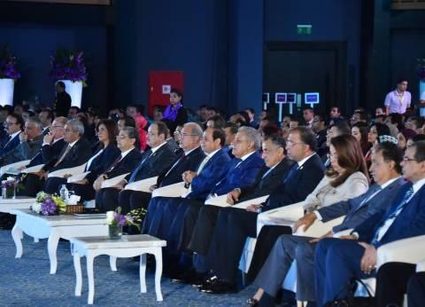 الرئيس فى اليوم الثانى لـ«مؤتمر الشباب»: أنا قلقان على بلدى