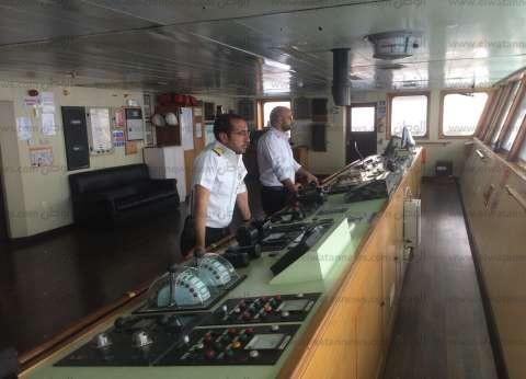 """عبارات الجسر العربي تستعد لنقل أول أفواج الحج عبر خط """"نويبع ـ العقبة"""""""