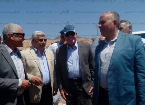 """وزير الري يوافق على شراء 12 وحدة سكنية لمهندسي """"جنوب سيناء"""""""