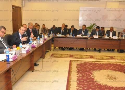 """""""الوطن"""" تنشر توصيات لقاء محافظي شمال الصعيد في بني سويف"""
