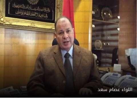 ضبط 8345 مخالفة مرورية خلال حملة في الجيزة
